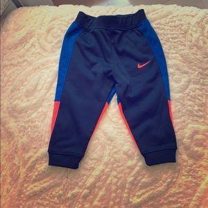 Nike baby boys dri fit joggers